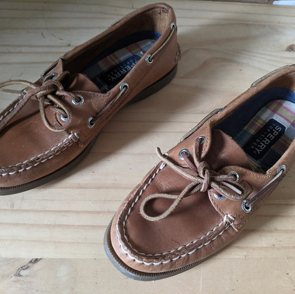 Sperry Top Siders Sz 7